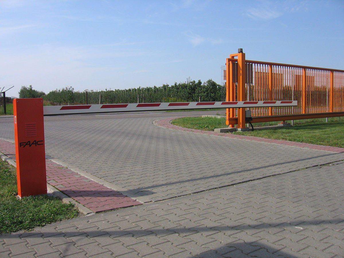 Automatismos - Mecanización de barreras por Cerrajería Keymar
