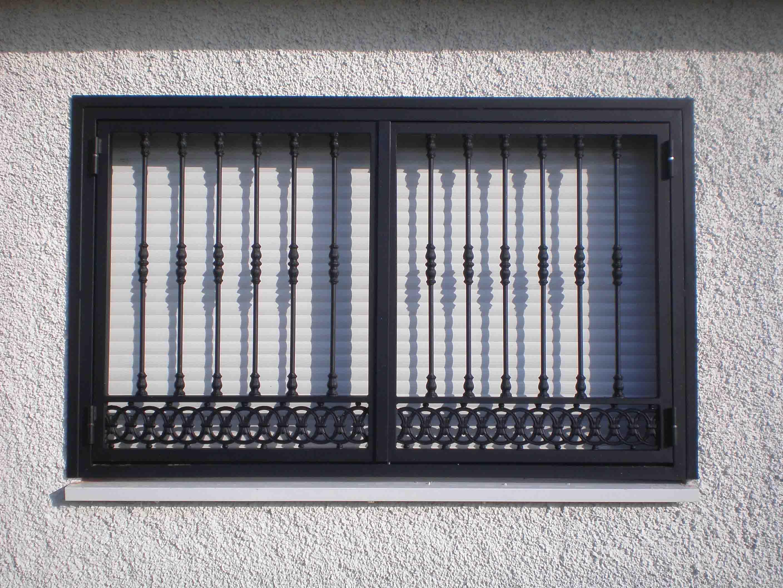 Rejas, para ventanas y puertas en Moraleja de Enmedio (Madrid ...
